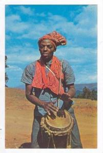 Drummer, Furcy, Haiti, 40-60s