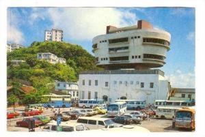 Hong Kong , China, 50-70s ; Peak Tower Restaurant