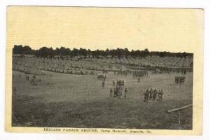 Brigade Parade Grounds, Camp Hancock, Augusta, Georgia, 00-10s