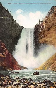 Yellowstone National Park, USA National Parks Unused
