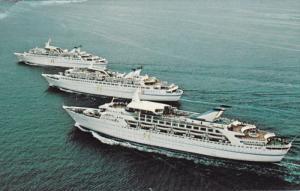 Norwegian Caribbean Lines Ocean Liners , PU-1975 JAMAICA
