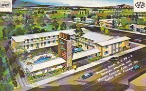Glen Capri Motel Glendale California