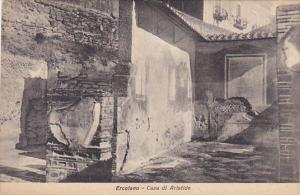 Italy Ercolano Casa di Aristide