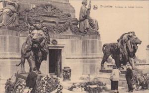 Belgium Bruxelles Tombeau du Soldat Inconnu