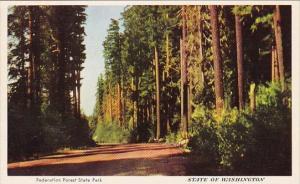 Washington Olympia Federation Forest State Park State Of Washington