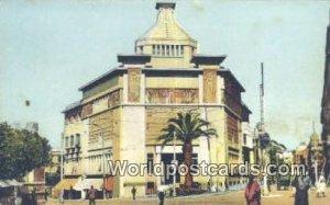 La Maison du Colon Oran Algeria, Africa, Writing on back