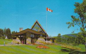 Canada Alexander Graham Bell Museum Baddeck Cape Breton Nova Scotia
