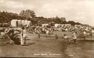 RPPC South Beach at Felixstowe, Suffolk, England