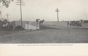 PERKASIE, Pennsylvania,00-10s; Concrete Bridge connecting Perkasie & S. Perkasie