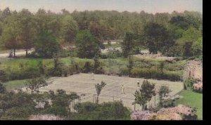 Michigan Dearborn The Dearborn Inn Tennis Courts Albertype
