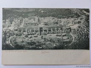c1905 - Ephese - Vue generale de Pancien Theatre