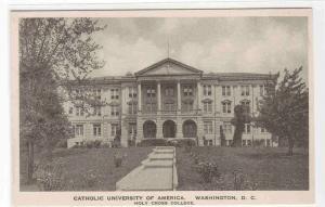 Catholic University of America Washington DC Albertype postcard