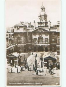 old rppc NICE VIEW London England UK i3027