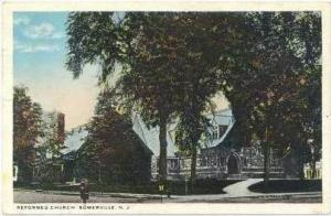 Reformed Church, Somerville, New Jersey, 1910-20s