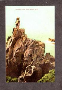 NB Southern Cross Rocks Cliffs Grand Manan New Brunswick Canada Carte Postale
