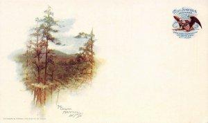 LP28   Hot Springs Arkansas Ozark Mountains  PMC Postcard