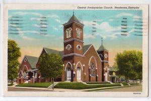 Central Presbyterian Church, Henderson KY