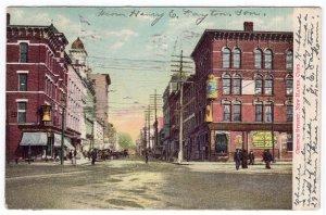 New Haven, Conn, Church Street
