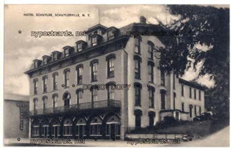 Hotel Schuyler Schuylerville Ny