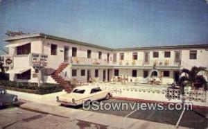 Surf n' Spray Motel Hollywood Beach FL Unused