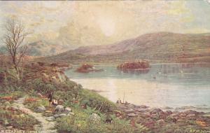 TUCK 7137; The Upper Lake, Killarney, Ireland, PU-1906