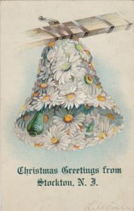 STORKTON, New Jersey; Christmas Greetings, Daisy Bell, PU-1906