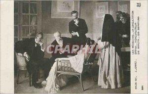 Old Postcard Salon 1911 The Jonas The Doctors The Consultation