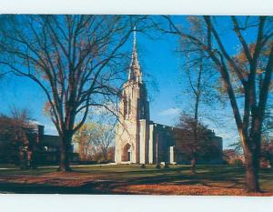 Unused Pre-1980 CHURCH SCENE Rochester New York NY A6034