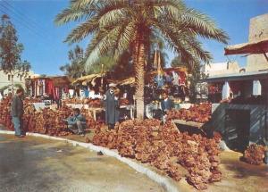 Algeria Le Sud Ouargla Market Place