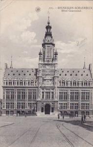 Belgium Brussells Schaerbeek Hotel Communal