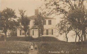 RP; N. EDGECOMB , Maine , 1925 ; The Marie Antoinette