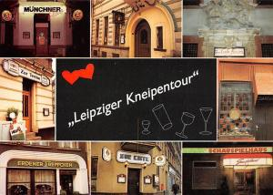 Leipziger Kenipentour Erdener Treppchen Kur Kuste Schauspielhaus Coffee