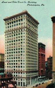 USA - Land and Title Trust Co. Building Philadelphia 04.30