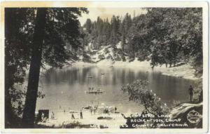 RPPC of Crystal Lake, Los Angeles County, California, CA