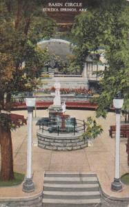 Arkansas Eureka Springs Basin Circle 1931
