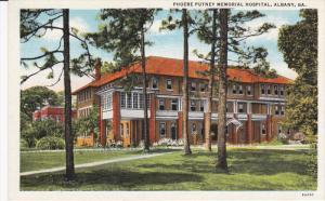 Phoebe Putney Memorial Hospital , ALBANY , Georgia , 20-30s