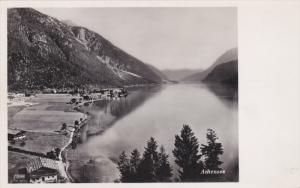 RP, Panorama, ACHENSEE (Tirol), Austria, PU-1957