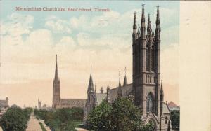 Metro Church & Broad Street , TORONTO , Ontario , Canada , PU-1909
