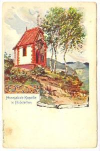 AS, Hansjakob-Kapelle In Hofstetten (Bavaria), Germany, 1900-1910s