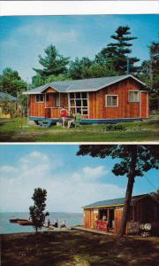 Pleasant View Camp , Rice Lake , BEWDLEY , Ontario , Canada , 1950-60s