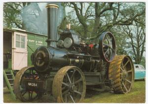 Fowler 16 NHP Traction Engine NM1284 of 1916 PPC, by J Arthur Dixon, Unposted