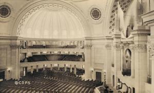 USA Massachusetts The First Church of Christ Scientist Boston Mass 01.64
