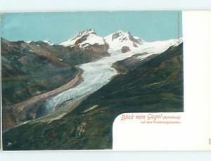 Pre-1907 MOUNTAIN VIEW Zermatt Switzerland hJ6605