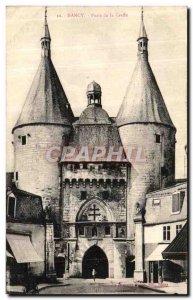 Old Postcard Nancy Gate Craffe
