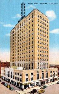 Kansas Wichita The Allis Hotel