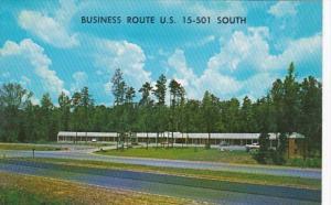 North Carolina Durham Homestead Motel