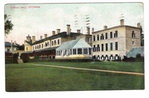 Rideau Hall, Ottawa, Ontario, Used 1908, Greenhouse