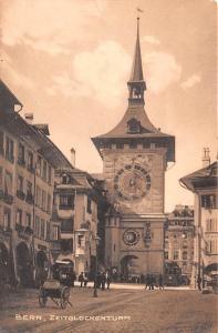 Bern United Kingdom, Great Britain, England Zeitglockenturm Bern Zeitglockenturm