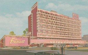 LAS VEGAS , Nevada, 50-60s ; Fremont Hotel / Casino