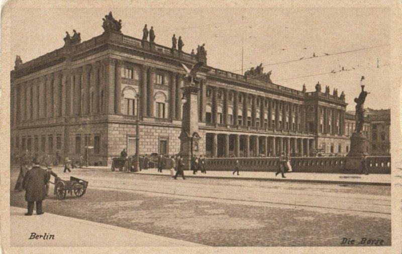BERLIN, Germany, 1909 ; TUCK 1002